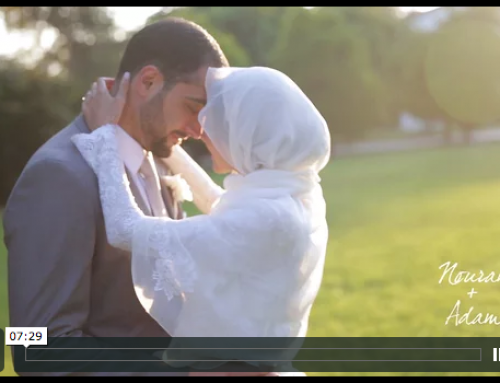 Arabic and Persian Wedding Video – Nouran and Adam