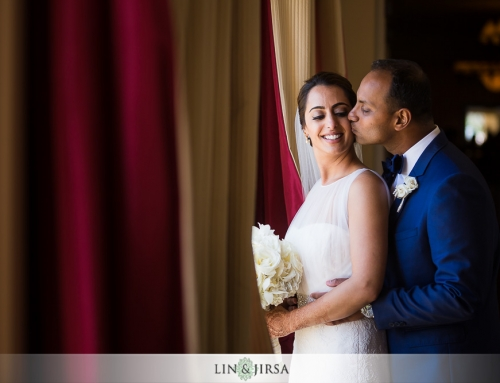 St. Regis Monarch Beach Wedding of Aparna and Shalindra