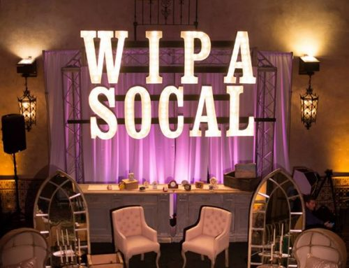Design Challenge – WIPA at Hollywood Roosevelt