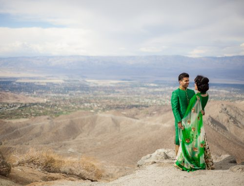Toral & Neelay's 3-Day Destination Wedding in Indian Wells