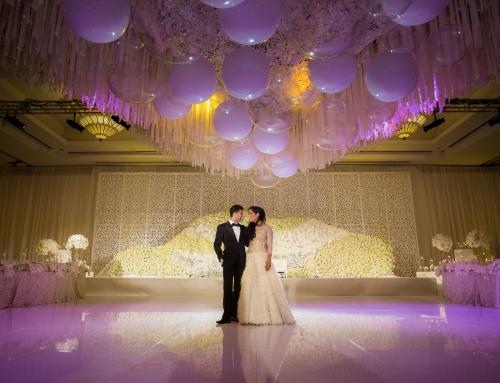 Destination Design: Toral & Neelay's Wonderland Wedding