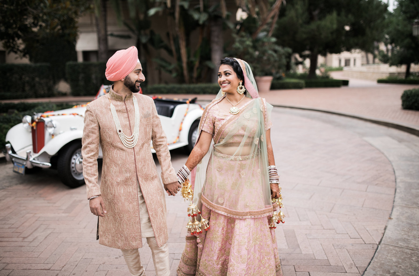 Sikh Wedding Celebration for Aditi & Hans